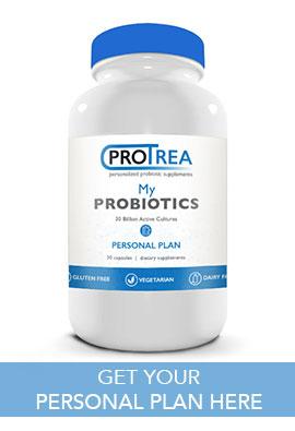 ProTrea My Personal Plan Probiotics