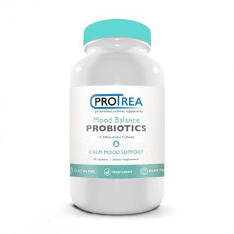 ProTrea Mood Balance Calm Mood Support Probiotics