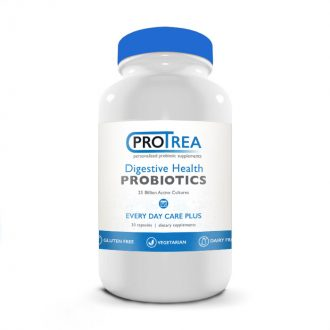 ProTrea Digestive Health Every Day Care Plus Probiotics