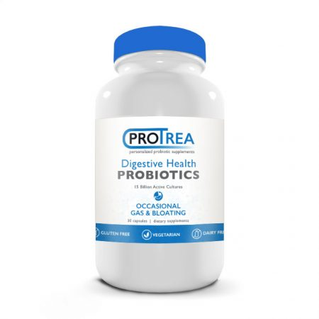 ProTrea Digestive Health Occasional Gas and BloatingProbiotics
