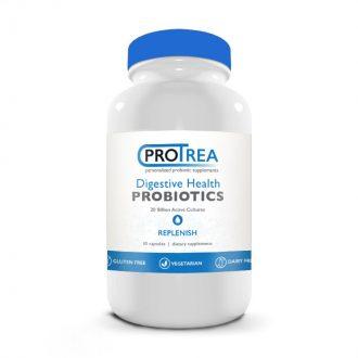ProTrea Digestive Health Replenish Probiotics