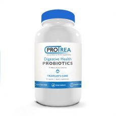 ProTrea Digestive Health Travelers Care Probiotics