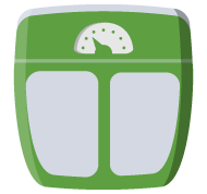 ProTrea Personalized Probiotic Scale